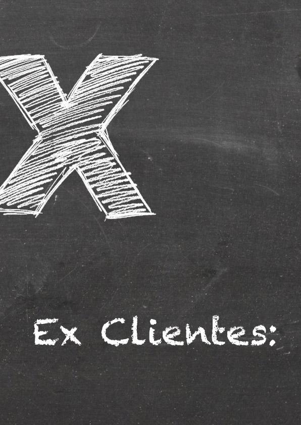 Ex Cliente